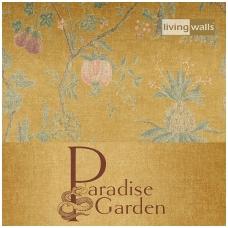 PARADISE GARDEN užsakomų tapetų katalogas