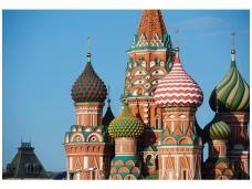 AP DIGITAL fototapetai 470047 Voelkinger Moscow