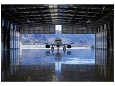 AP DIGITAL fototapetai 470095 My Hangar