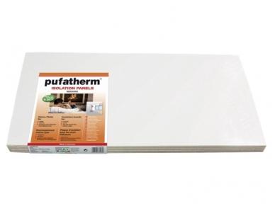 Apšiltinimo plokštės PUFATHERM, 0,5 m² 2