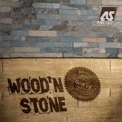 BEST OF WOOD'N STONE 2 užsakomų tapetų katalogas