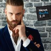 NEUE BUDE 2.0 užsakomų tapetų katalogas