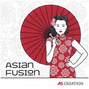 ASIAN FUSION užsakomų tapetų katalogas