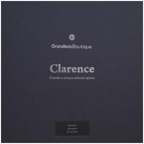 CLARENCE užsakomų tapetų katalogas
