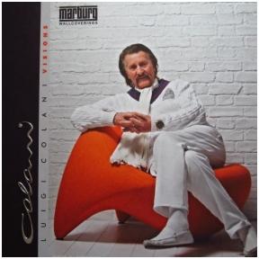 Luigi Colani VISIONS katalogas