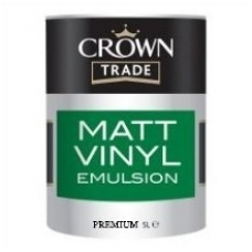 CROWN MATT VINYL PREMIUM base 5ltr