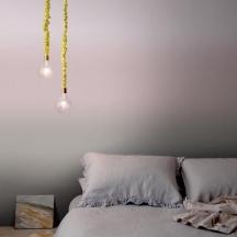 CROWN dažų spalvos interjere