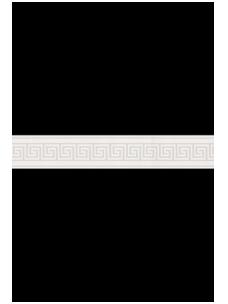 Dekoratyvinė lipni dažoma juosta 8959-12
