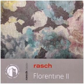 Florentine II užsakomų tapetų katalogas