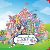 ARTHOUSE vaikiškų tapetų katalogas Imagine Fun 2
