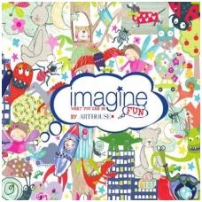 ARTHOUSE vaikiškų tapetų katalogas Imagine Fun