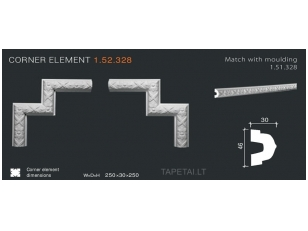 Kampinis elementas 1.52.328