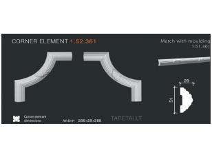 Kampinis elementas 1.52.361