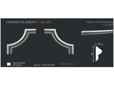 Kampinis elementas 1.52.301
