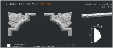 Kampinis elementas 1.52.292