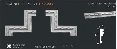 Kampinis elementas 1.52.294