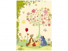 KOMAR fototapetai 1-409 Winnie Cheerful
