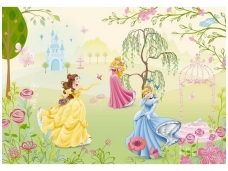 KOMAR fototapetai 1-417 Princess Garden