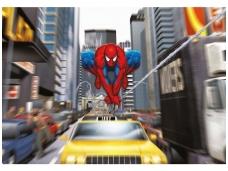 KOMAR fototapetai 1-425 Spider-Man Rush Hour