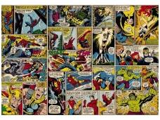 KOMAR fototapetai 8-427 Marvel Comic Heroes