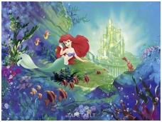 KOMAR fototapetai 8-4021 Ariels castle