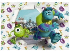 KOMAR fototapetai 8-471 Monsters University