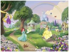 KOMAR fototapetai 8-449 Princess rainbow
