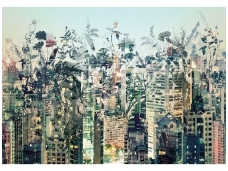 KOMAR fototapetai 8-979 Urban jungle