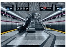KOMAR fototapetai 8-996 Subway