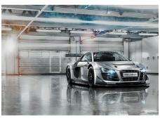 KOMAR fototapetai 8-957 Audi R8 Le Mans