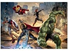 KOMAR fototapetai 8-432 Avengers Street Rage