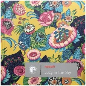 Lucy in the sky užsakomų tapetų katalogas