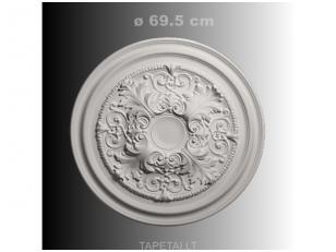 Lubų rozetė poliuretaninė 1.56.001
