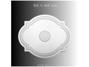 Lubų rozetė poliuretaninė 1.56.008