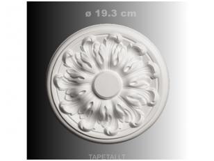 Lubų rozetė poliuretaninė 1.56.010