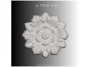 Lubų rozetė poliuretaninė 1.56.011