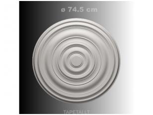 Lubų rozetė poliuretaninė 1.56.018