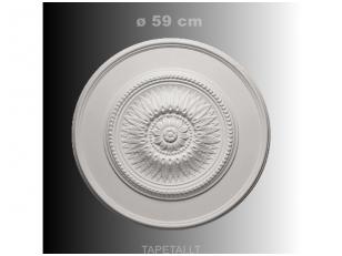Lubų rozetė poliuretaninė 1.56.023