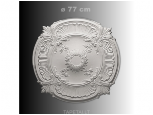 Lubų rozetė poliuretaninė 1.56.026