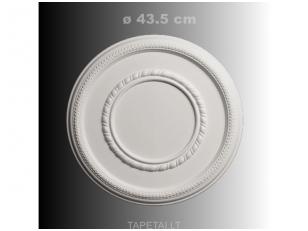 Lubų rozetė poliuretaninė 1.56.004