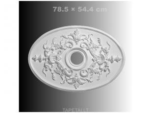 Lubų rozetė poliuretaninė 1.56.041