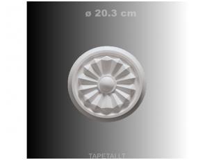 Lubų rozetė poliuretaninė 1.56.042