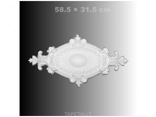 Lubų rozetė poliuretaninė 1.56.043