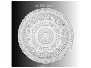 Lubų rozetė poliuretaninė 1.56.046