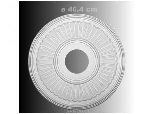 Lubų rozetė poliuretaninė 1.56.047