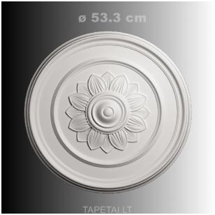 Lubų rozetė poliuretaninė 1.56.012