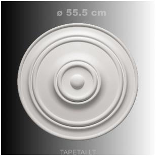 Lubų rozetė poliuretaninė 1.56.015