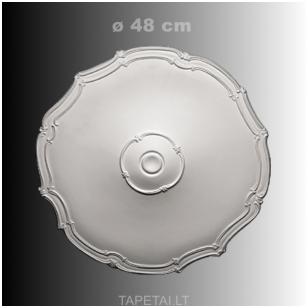 Lubų rozetė poliuretaninė 1.56.016