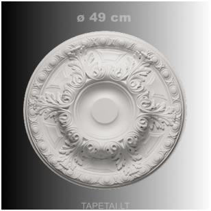 Lubų rozetė poliuretaninė 1.56.021