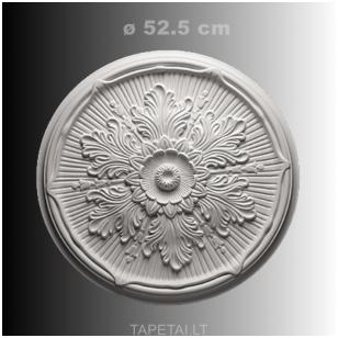 Lubų rozetė poliuretaninė 1.56.022